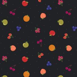 Fruit in Black