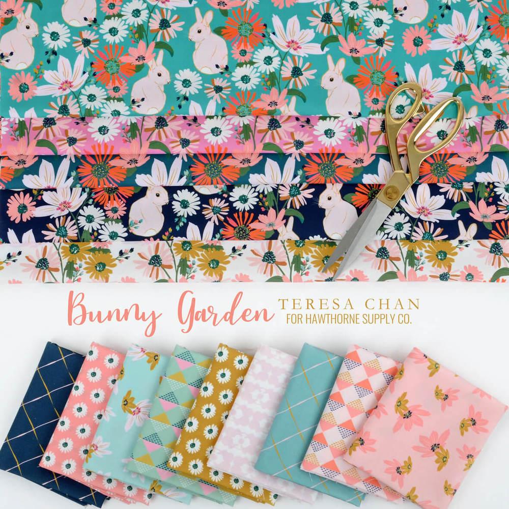 Bunny Garden Poster Image