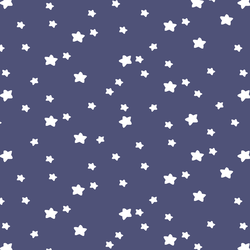Star Light in Indigo