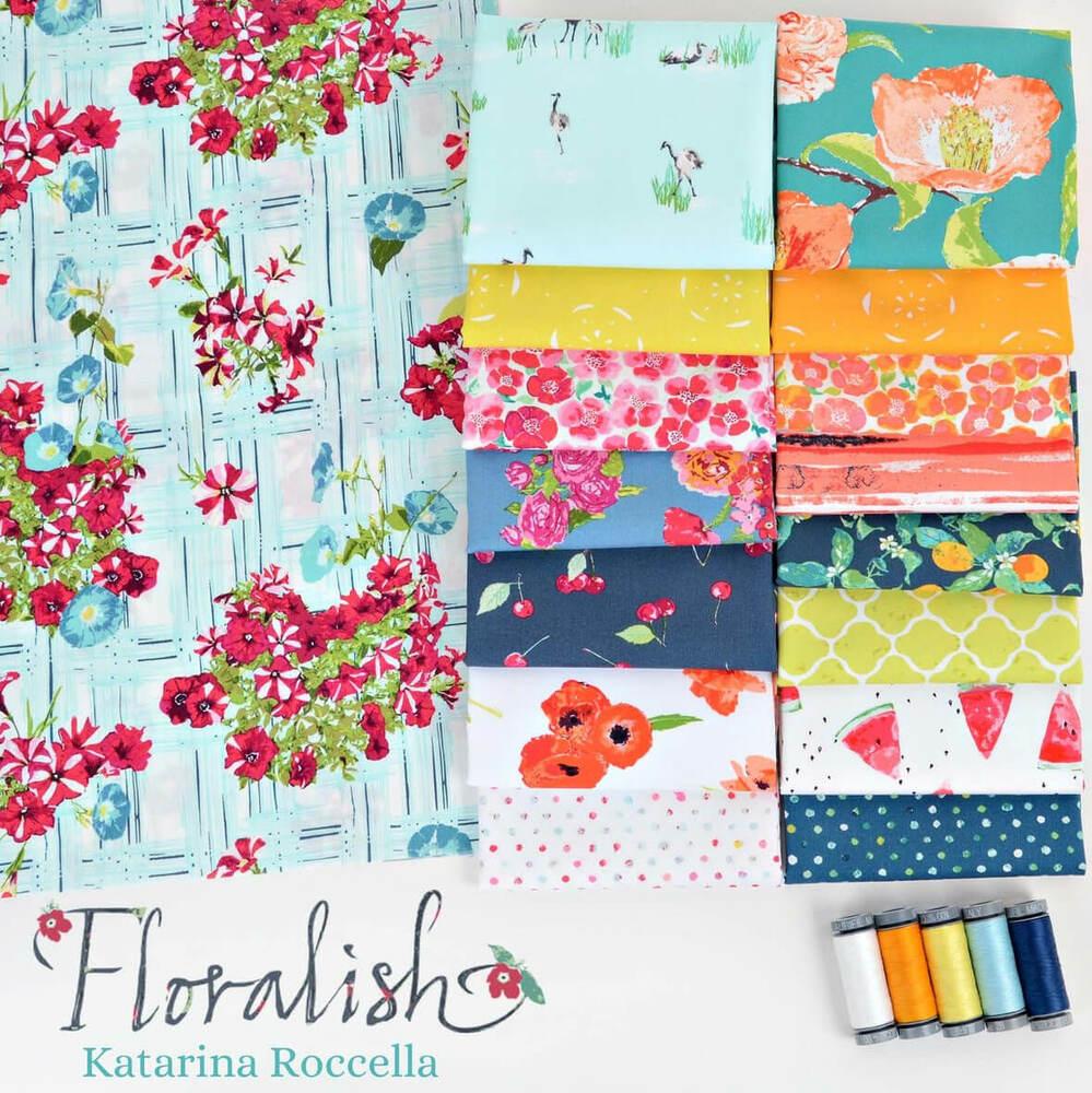 Floralish Poster Image