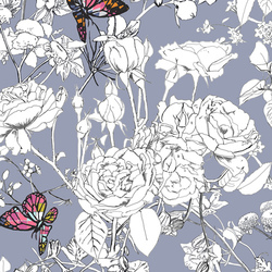 Pixelfly Eden in Lilac
