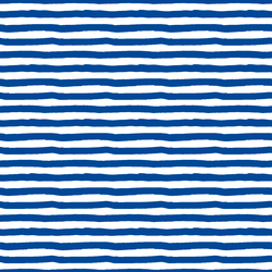 Stripes in Dark Blue