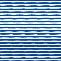 Stripes in Dark Blue