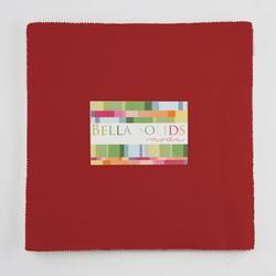 Bella Solids Junior Layer Cake in Red