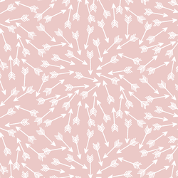 Arrows in Blush