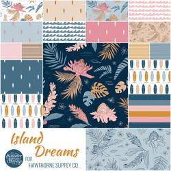 Island Dreams Fat Quarter Bundle