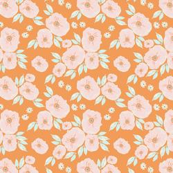 Little Lilies in Tangerine