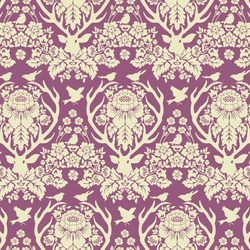 Little Antler Damask in Lavender