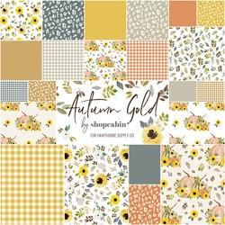 Autumn Gold Fat Quarter Bundle