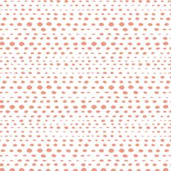Little Skipping Stones in Grapefruit on White
