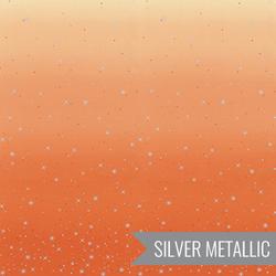 Ombre Fairy Dust Metallic in Tangerine