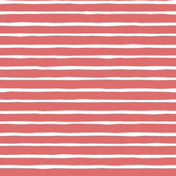 Artisan Stripe in Poppy