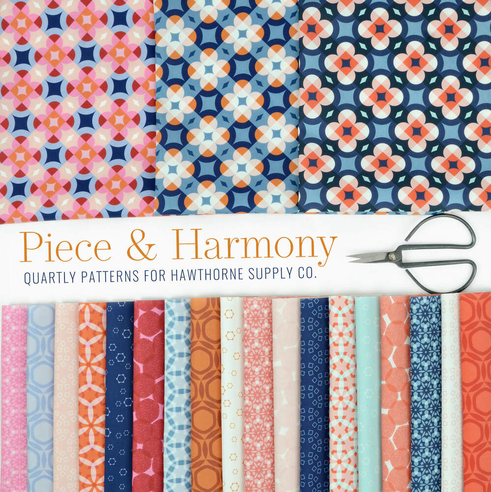 Piece and Harmony Poster Image
