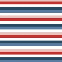 Rainbow Stripe in Liberty