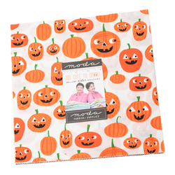 """Too Cute To Spook 10"""" Square Pack"""