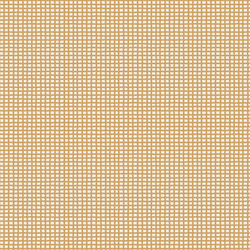 Wobbly Grid in Sunshine Yellow
