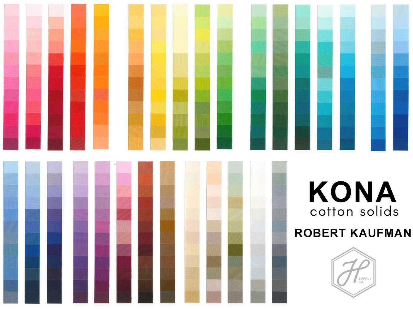 Kona Cotton Solids Poster Image