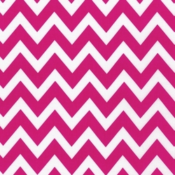 Large Zig Zag Stripe in Bright
