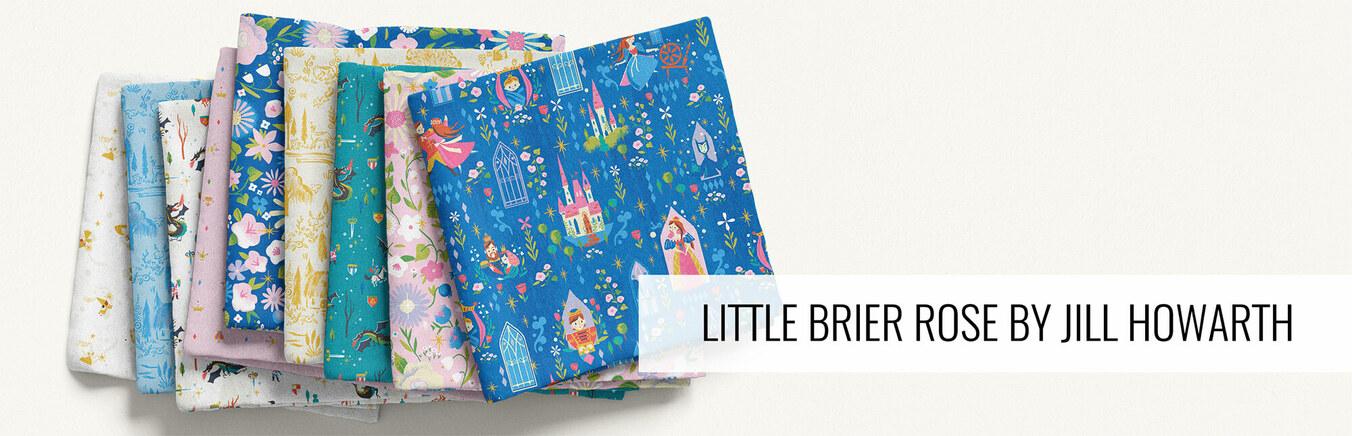 Little Brier Rose by Jill Howarth