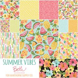 Summer Vibes Fat Quarter Bundle