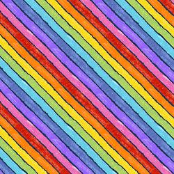 Rainbow Fancy in Night