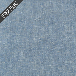 Brussels Washer Yarn Dyed in Chambray