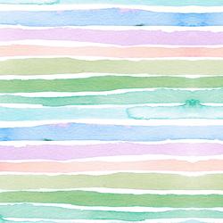 Summer Stripes in Clover