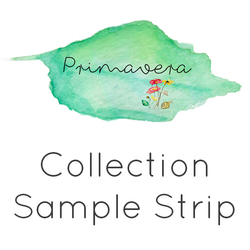 Primavera Sample Strip