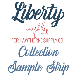Liberty Sample Strip