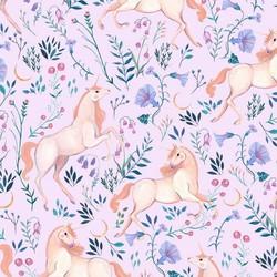 Unicorn Meadow in Lilac