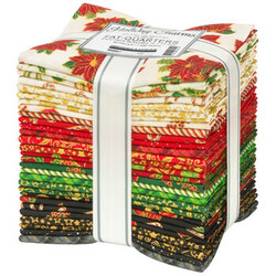 Holiday Charms Fat Quarter Bundle in 2021 Holiday Colorstory