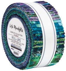"""In the Moonlight 2.5"""" Strip Roll"""
