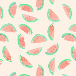 Watermelon in Early Dawn