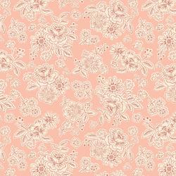 Flower Blooms in Pink