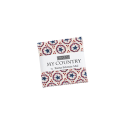 My Country Mini Charm Pack