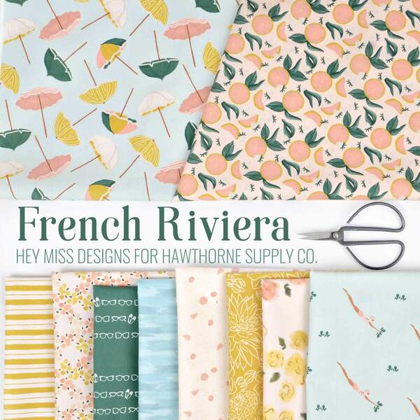 French Riviera Poster Image