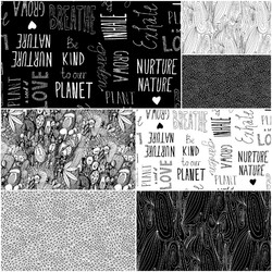 Love the Earth Fat Quarter Bundle