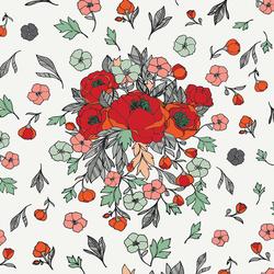 Soulmate Blooms in Silkroad