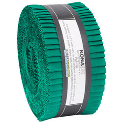 """Kona Solid 2.5"""" Strip Roll in Enchanted (2020 Color of the Year)"""