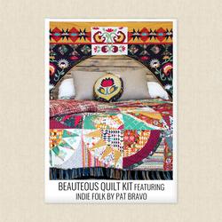 Beauteous Quilt Kit