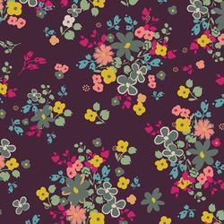 Blooming Soul in Plum