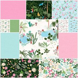Paradise City Fat Quarter Bundle