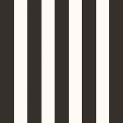Yes Please Stripes in Black