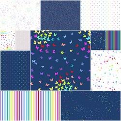 Rainbow Sprinkles Fat Quarter Bundle