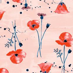 Wildflower in Blush Pink