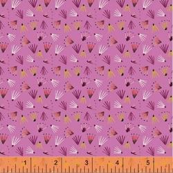Seedlings in Pink