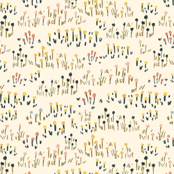 Painted Wildflowers in Bliss