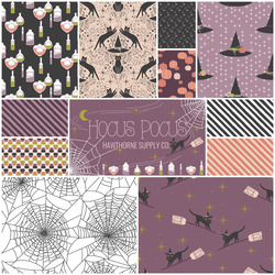 Hocus Pocus Fat Quarter Bundle