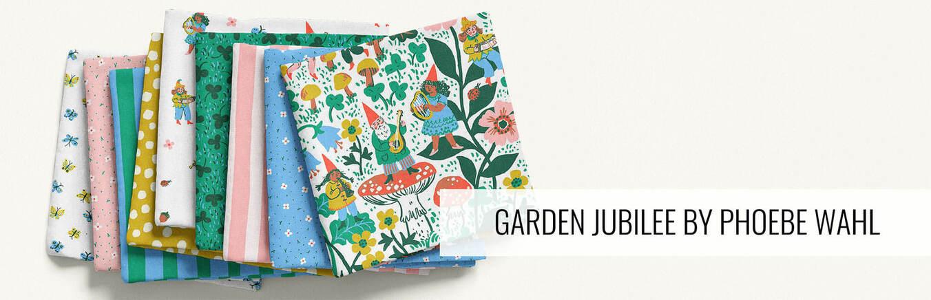 Garden Jubilee by Phoebe Wahl