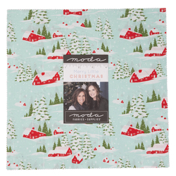 """Merry Little Christmas 10"""" Square Pack"""